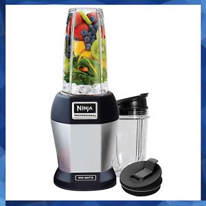 Nutri Ninja Professional Bullet Bottle Blender 900 Watts Nutrient Smoothie Juice
