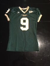 Game Worn Used Colorado State Rams Football Jersey #9 Size L Clark