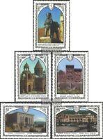 Sowjetunion 4768-4772 (kompl.Ausg.) gestempelt 1978 Architektur Armeniens
