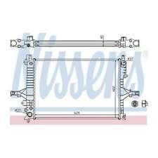 VOLVO V70 MK2 Radiator 2.4 2.4D 99 to 08 6267525RMP Coolant NRF Quality New