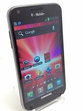 Samsung Galaxy S2-SGH-T989-16gb Black T-Mobile 4G Smartphone