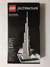 *NEW* LEGO 21008 Burj Khalifa Architecture Series Dubai - NISB Sealed