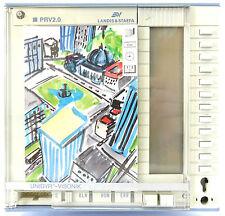 Siemens Landis & Staefa PRV2.0 Unigyr Visonik Heizungsregler Heizungssteuerung