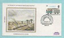 Benham Railway Series  1980 - Invicta 150 9th May 1980 Postmark