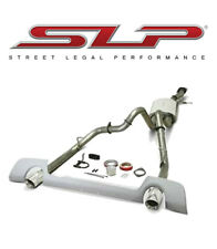 2006-2009 Trailblazer SS PowerFlo Cat-Back Dual Outlet Exhaust System SLP 31675