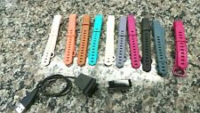 Fitbit Inspire HR Activity Tracker + Heart Rate  W/ 10 BANDS 116748-1 (R) LOC. U
