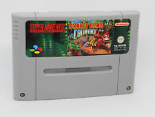 DONKEY KONG COUNTRY  SUPER NINTENDO SNES PAL esp