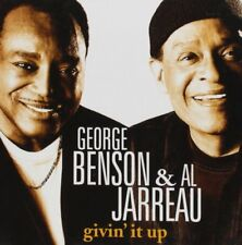 GEORGE BENSON & Al Jarreau-Givin 'It Up/Universal Records CD 2006
