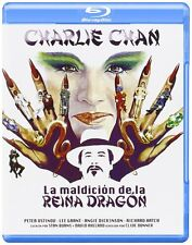 Charlie Chan And The Curse Of The Dragon Queen Region B Peter Ustinov BRAND NEW
