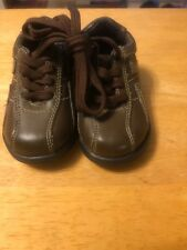 Bass-Chip Baby Boys Brown Size 5M Shoes