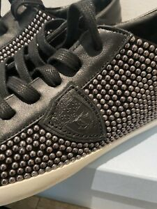 Philippe Model Paris Studded Trainer Size EU 45