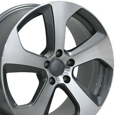 "18"" Wheels For VW Beetle CC EOS Golf GTI Passat Jetta MK5 MK6 18x8 Inch Rims Set"