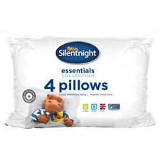 Silentnight Supersoft Pillow Microfibre White