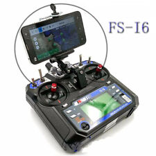 Nuevo Flysky FS-i6 I6X Control Remoto Teléfono Soporte para FPV Monitor RC Dron