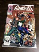 The Punisher #20 Las Vegas Nights Marvel Comics June 1989 VF/NM