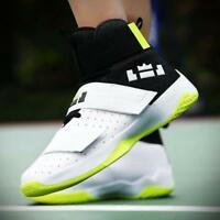 Basketball Mens Shoes Lebron James High Top Gym Trainer Ankle Boots Outdoor New