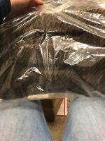 Oem Case Steiger Quadtrack Tractor Cloth Backrest Seat 485 585 685 885 1281951c1