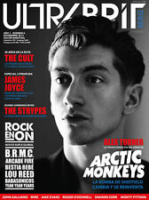 ALEX TURNER - ARCTIC MONKEYS - ULTRABRIT Magazine #6 November 2013 Argentina