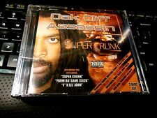 Rap hip hop special edition box set music cds ebay super crunk by oak cliff assassin 3x cd box set new tx rap lock down inmates malvernweather Choice Image