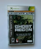 Tom Clancy's Ghost Recon: Advanced Warfighter Game of the Year Original Xbox