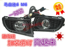horse front bumper lights assembly fog lamp fog light for Mazda 6 M6 2007-2010