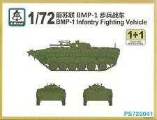 S-Model 1/72 BMP-1 Infantry Fighting Vehicle (2 kits per box)