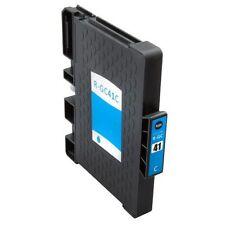 Cartucho de GEL XXL compatible con Ricoh GC-41C CYAN