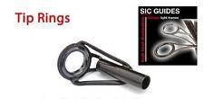 TIP / END ROD RING LINED SIC. 2 LEG TIP EYE- BPAT-Various sizes