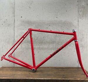 Specialized Sirrus Vintage Frame Set 700c Road Bike CRMO 49 cm 53 126 mm