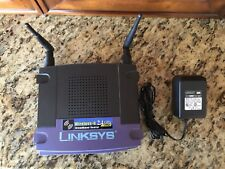 Linksys WRT54G-V2 54 Mbps 4-Port Broadband Wireless G Router