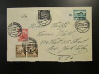 Germany 1938 Cover to USA - Z6613