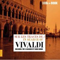 IN SEARCH OF VIVALDI (BOX SET) 3 CD NEW! VIVALDI,ANTONIO