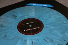 Serato Vinyl Blue Marble Second Edition 12inch OG's *Rare*