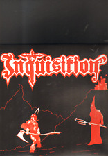 INQUISITION - anxious death / forever under LP