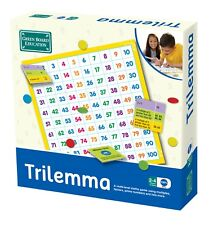Trilemme Maths Board Game-Times Tables KS2 MATHS Learning Resource-Tige Jouet