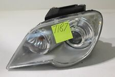 🚘 07 08 CHRYSLER PACIFICA DRIVER LEFT HID XENON HEADLIGHT HEAD LIGHT LAMP  7187