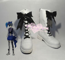 Book of Circus1 Ciel Phantomhive cosplay shoes boots Custom-Made 535