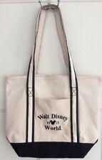 Vintage Walt Disney World 1971 Canvas Tote Beach Bag