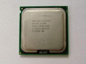 Intel Xeon X3363 / 4 x 2,83GHz / LGA 771 / 12MB / Quad Core Prozessor