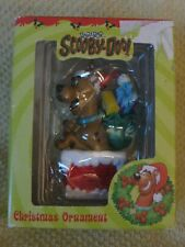 1998 Scooby Doo Christmas Ornament