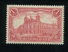 Al8) Dr Germania MiNr 94A II Unused NG Flawless