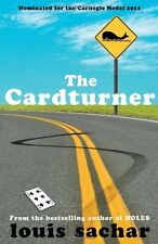 The Cardturner,Louis Sachar- 9781408808511