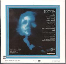 rare POP BALADA CD sleeve RAPHAEL Eternamente tuyo SOLO TE TENGO A TI es mentira