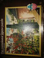Vintage Arrow Connoisseur 2000 Piece Puzzle  100% Complete