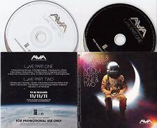 ANGELS & AIRWAVES Love Album Parts One & Two 2010 German promo 2-CD Blink 182