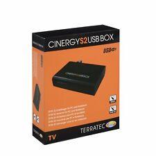 TerraTec Cinergy S2 USB BOX DVB-S, DVB-S2 TV- und Radio-Tuner