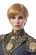 Medieval Queen Wig - Cersei Lannister - Game of Thrones Costume Accessory