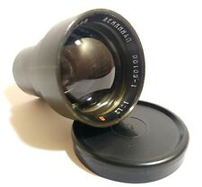 """Lens USSR PO109-1 (RO109-1) 1,2/50mm red """"P"""" Lenkinap for 16mm movie projector"""