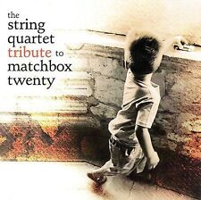 New: Tribute to Matchbox Twenty: String Quartet Tribute to Matchbox Twenty  Audi