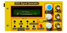 2MHz DDS function signal generator frequency counter square wave pulse test